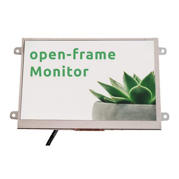 7 Zoll open-frame USB Monitor ohne Touch, MIMO UM-760OF